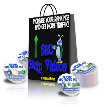 seo help videos product image bag cds